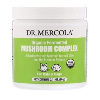 Dr. Mercola 有機發酵蘑菇複合物 2.11 oz (60 g)